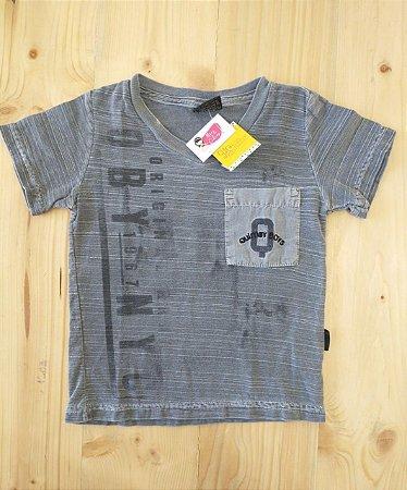 Camiseta manga curta - Quimby 2 anos