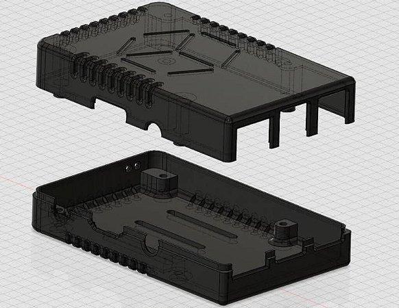 MODELAGEM 3D CAD E ORGÂNICA