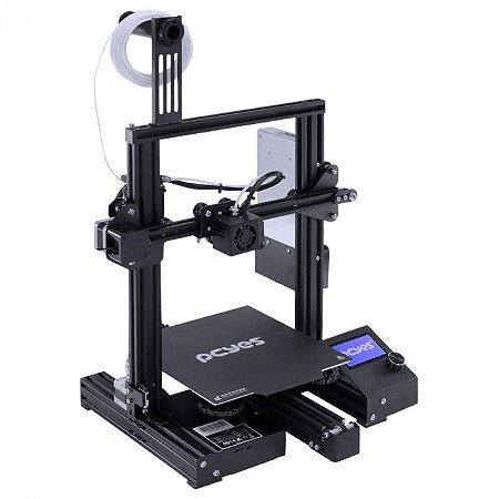 IMPRESSORA 3D FABER 3 ENDER 3 220X220X250MM PRÉ MONTADA