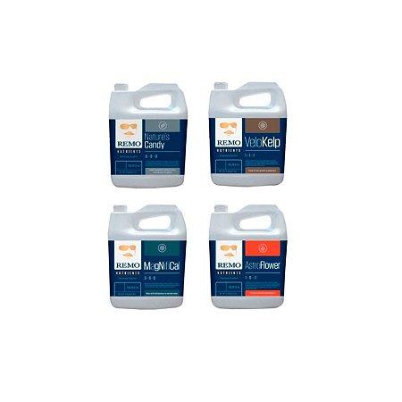 Kit Estimulante Remo Nutrients 4x250ml
