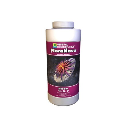 Fertilizante Floranova Bloom 4-8-7 473ml - General Hydroponics