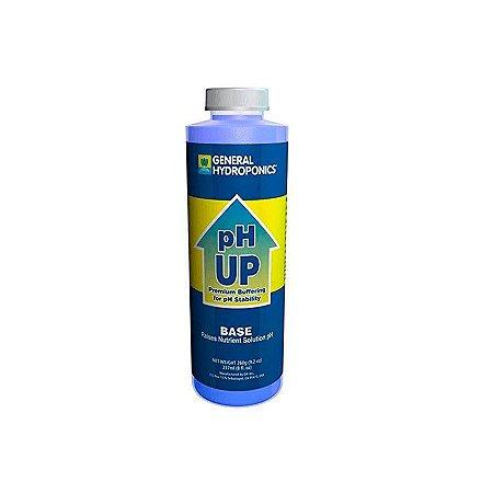 PH UP 237ml - Regulador de pH General Hydroponics