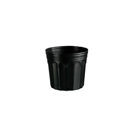 Vaso / Embalagem para muda 11 litros Preto - Nutriplan