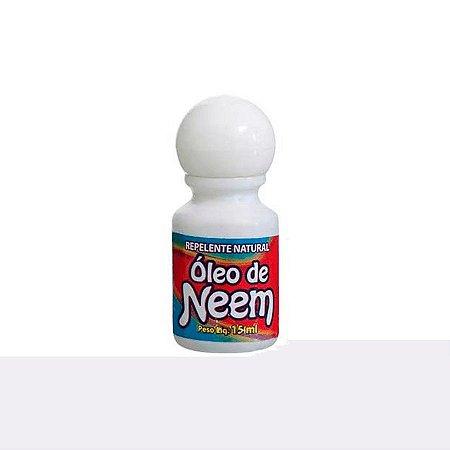 Defensivo Natural Óleo de Neem – 15 ml