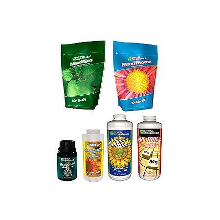 Kit Maxiseries Simple Program + Calimagic - General Hydroponics