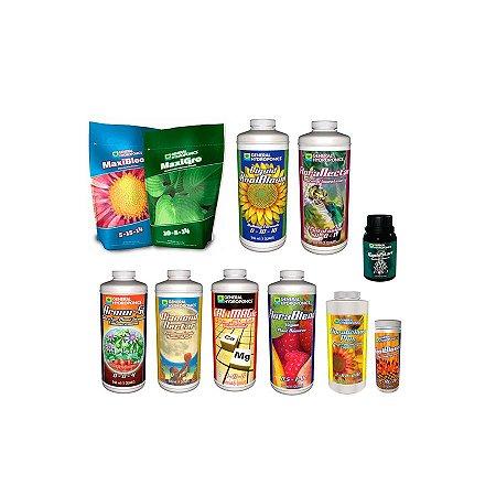 Kit Completo Maxiseries Expert Program - General Hydroponics
