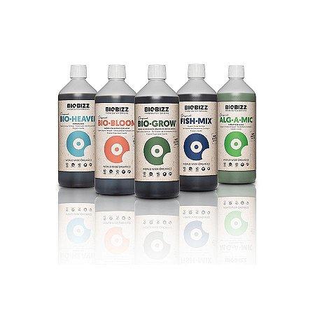 Kit Completo 500ml - Biobizz