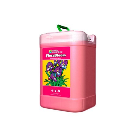 Fertilizante FloraBloom 0-5-4 22,7 litros - General Hydroponics