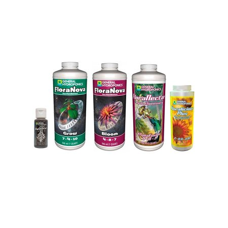 Kit FloraNova Básico - General Hydroponics