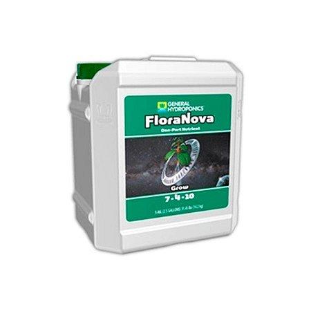 Fertilizante Líquido Floranova Grow 7-4-10 9,47L - General Hydroponics