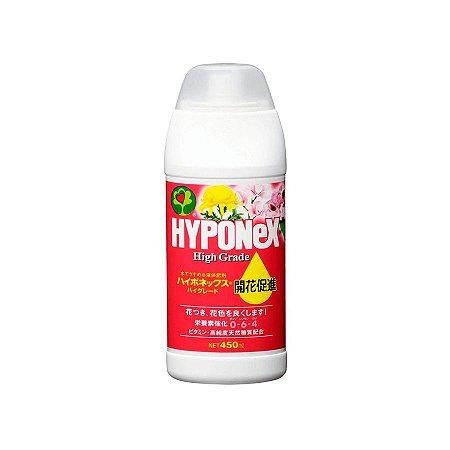 Fertilizante Japonês Hyponex Flores - 450 ml
