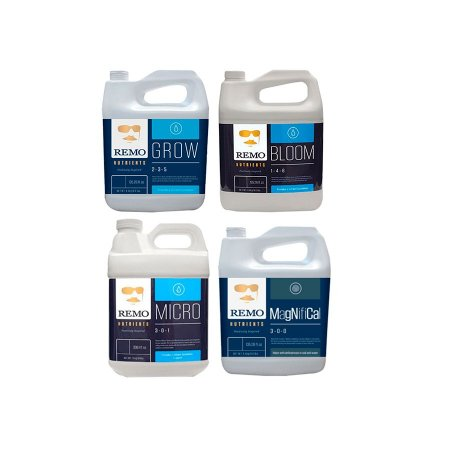 Kit Easy Grow 4x1L - Remo Nutrients