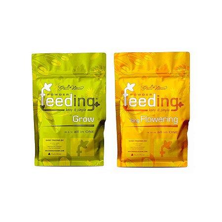 Kit BASIC Feeding Long Flowering - GREEN HOUSE