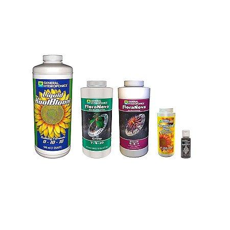 Kit FloraNova Simple Grow - General Hydroponics