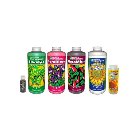 Kit FloraSeries Simple Grow - General Hydroponics