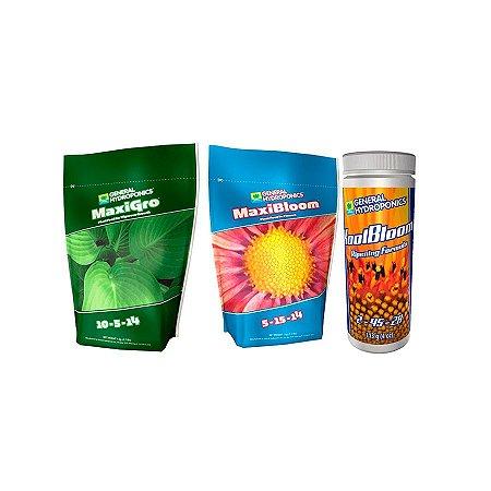 Kit MAXISERIES + DRY KoolBloom - General Hydroponics