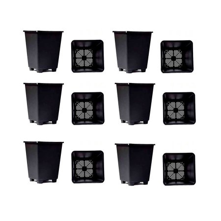 VASO ANTI STRESS 10L - Kit com 6 unidades