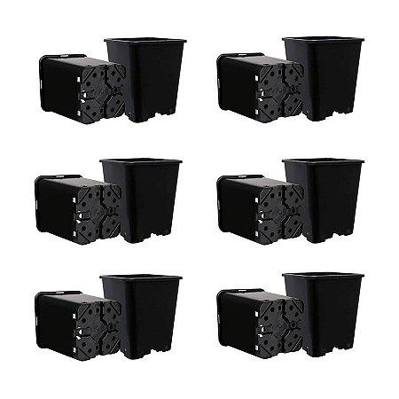 VASO ANTI STRESS 7L - Kit com 6 unidades