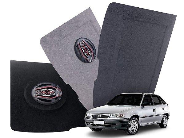 Tampão Bagagito Astra 95 | Cinza Escuro