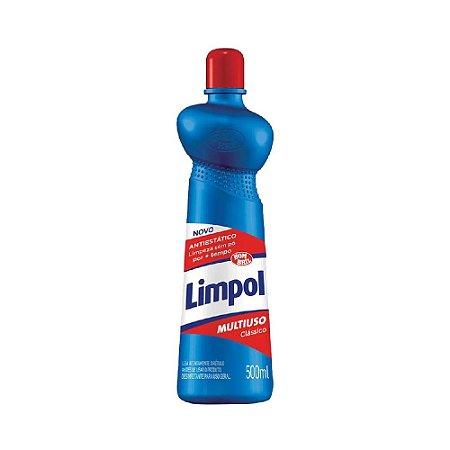 Limpador Multiuso Limpol Clássico 500ml