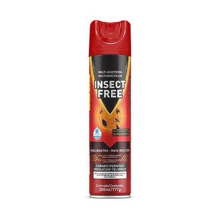 Multi Inseticida Aerossol Insect Free 300ml