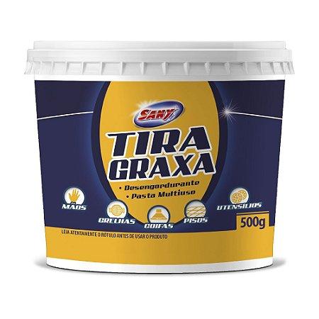 Pasta Tira Graxa Sany 500g