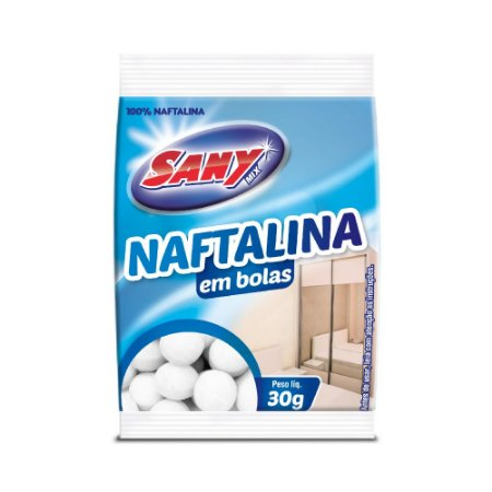Naftalina Sany 30g