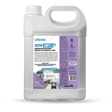 Klyo Oxy-A Limpador Multiuso Alimenticio Renko - 5L