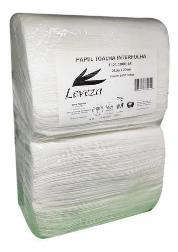 Interfolha Flamingo 19gr 21x20cm 100% Celulose C/1000
