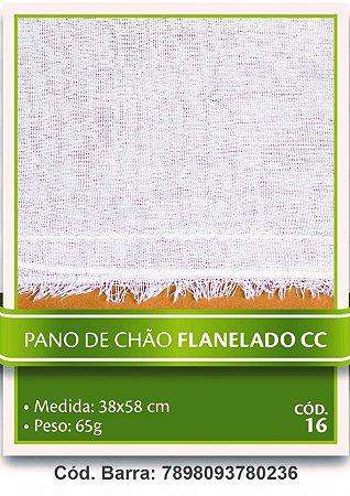 Pano de Chão Flanelado CC 38x58cm Itatex