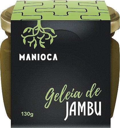 Geleia De Jambu 130g Manioca - 100% Natural.