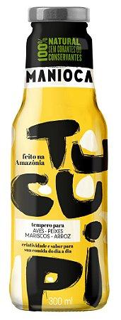 Tucupi Amarelo 300ml - 100% Natural, Sem Glúten E Vegano.