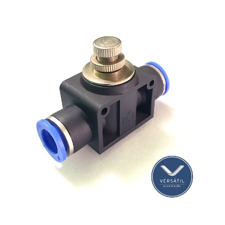 Regulador de Fluxo para Tubo 12mm