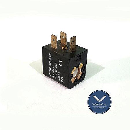 Bobina para Válvula Solenoide 110V