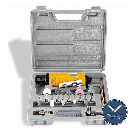 "Kit Mini Retifica Pneumática 1/4"" CH R-15K  - Chiaperini"
