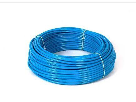 Tubo Poliuretano Azul 6mm