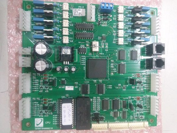 PLACA CPU ST-ELT/04 -PHXP/TECLADO MEMBRANA