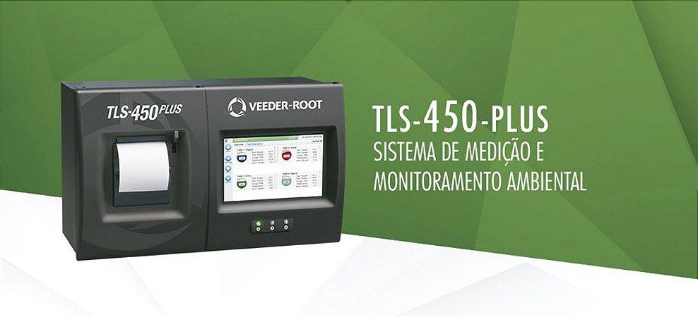 TLS-450-PLUS | Sistema de Medição e Monitoramento