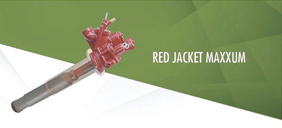 RED JACKET MAXXUM