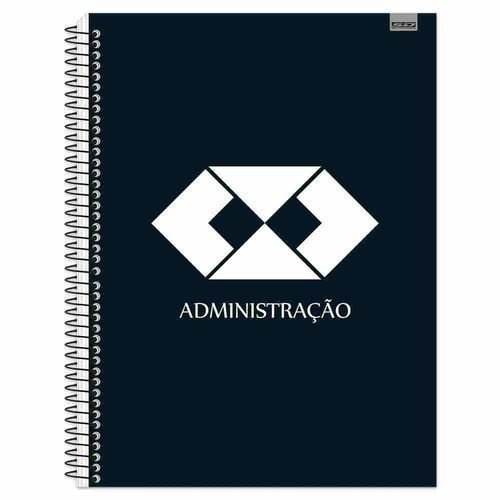 Caderno C/D 10 Materias Administraçao Sao Domingos