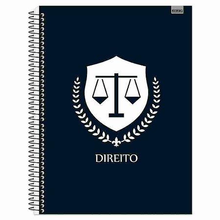 Caderno C/D 10 Materias Direito Sao Domingos