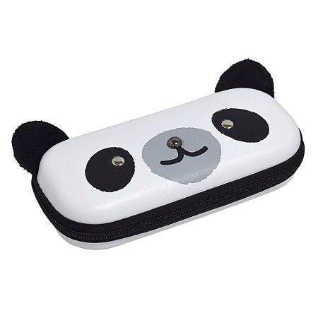ESTOJO CASE ANIMAIS PANDA