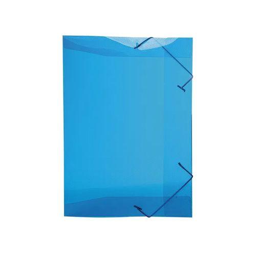 Aba Elástico Mini 2cm Dac Azul Transparente - 183mmX245mm