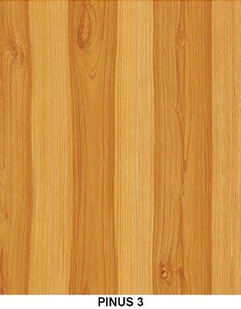 Plástico Autoadesivo Contact Pinus 45cm X 10m - Rolo