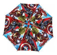 Guarda Chuva Avengers infantil sombrinha - Brizi - Yazi