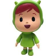 Boneco de vinil nina pocoyo - Cardoso Toys