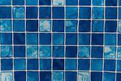 Contact Decorado 45cmx10m Pastilha Azul Piscina Plastcover Rolo