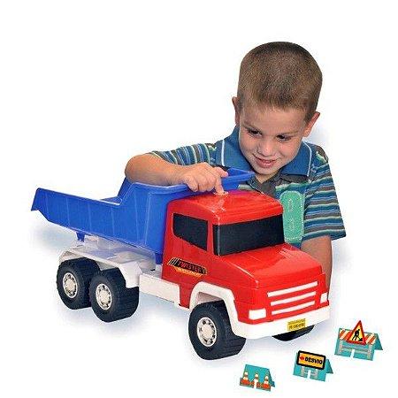 Caminhão Twister Sound - Adijomar cor de cabine conforme a disponibilidade no estoque