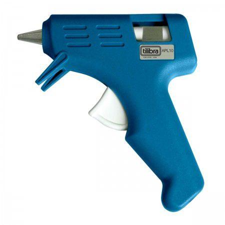 Pistola para Cola Quente Pequena APL10