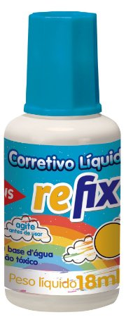 CORRETIVO LIQUIDO TRIS REFIX 18ML